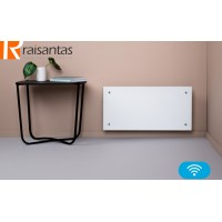 Radiatoriai GLAMOX heating H60 H WiFi be termostato, 230 Voltų
