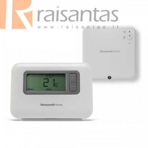Patalpos termostatas belaidis Lyric T3R Honeywell