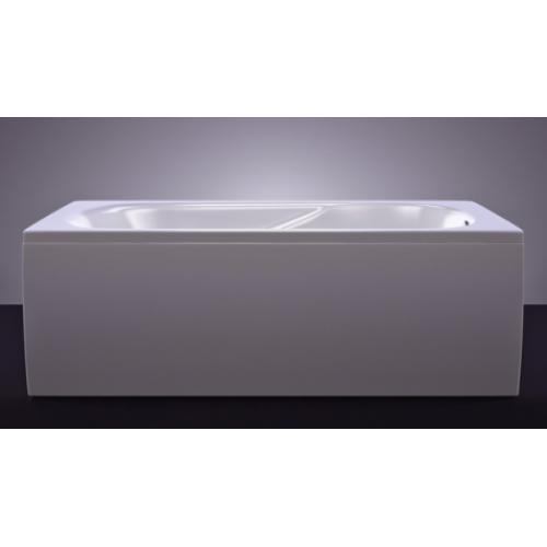 Vispool  vonia Classica 1500 akmens masė balta+kojos